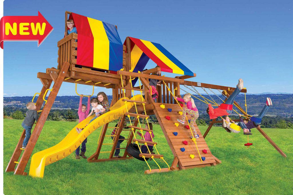 Circus Turbo Castle Pkg IV (16C)