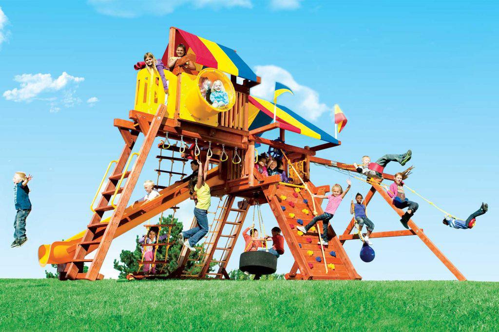 Rainbow Super Turbo Castle Pkg IV (27B)