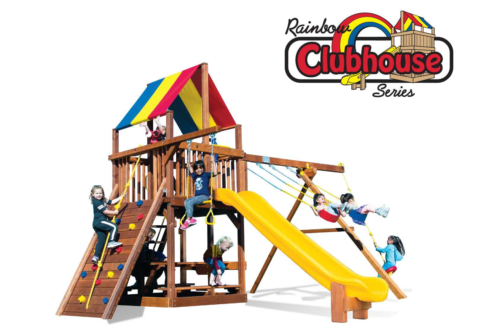 Rainbow Clubhouses